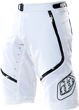 "2011 TLD ""ACE SHORT"" WHITE"