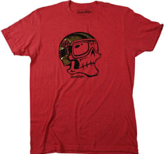 "TLD 2011 ""GOLDIE RED TEE"""