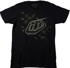 "TLD 2011 ""OUT OF BOUNDS TEE"" Black"