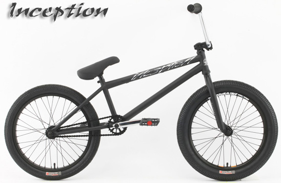 "2012 PREMIUM ""INCEPTION"" Matt Black"