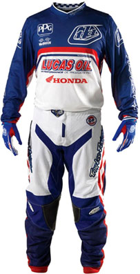 "2011 TLD GP AIR ""VICTORY"" White RS"