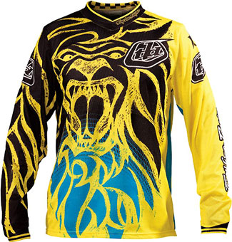 "2012 TLD GP AIR Jersey""BEAST Yellow"""