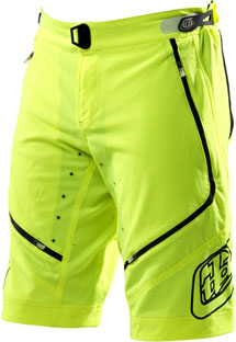 "2012 TLD ""ACE SHORT"" YELLOW"