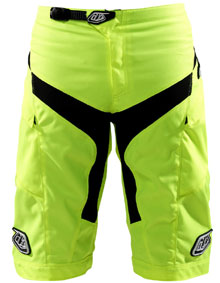 "2012 TLD ""MOTO SHORT"" YELLOW FRONT"