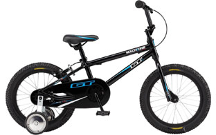 2013 MACH ONE JUNIOR 16 (16 Zoll BMX) BLACK