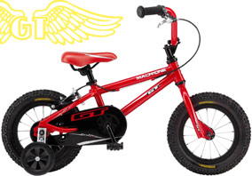 "2013  GT ""MACH ONE MINI"" 12"" BMX RED"