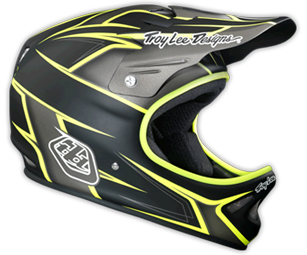 "2014 TLD D2 COMPOSITE ""TURBO"" Grey"