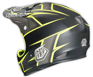 "2014 TLD D2 COMPOSITE ""TURBO GREY"""