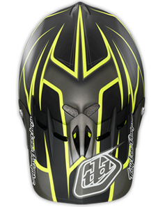 "2014 TLD D2 COMPOSITE ""TURBO GREY"" TOP"
