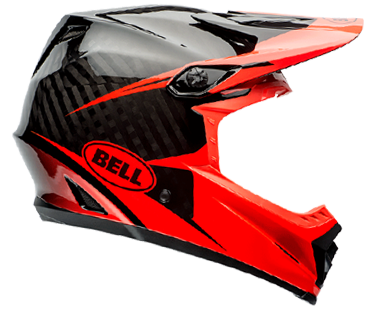 "BELL FULL-9 CARBON ""INFRARED INTAKE"""