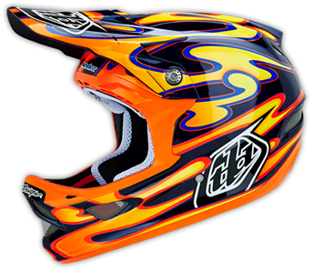 "2015  TLD D3 CARBON SE ""Squirt"" YELLOW"