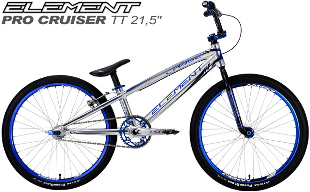 2016  CHASE BMX  'ELEMENT PRO 24 CRUISER'