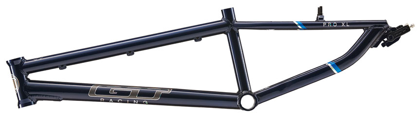 NEW!  2016 GT 'PRO SERIES Frame Met. Black / Blue
