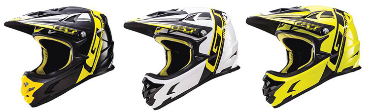 NEU! GT FURY FULL FACE HELM