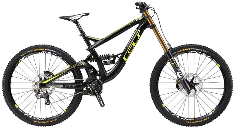 2015  GT MTB 'FURY WORLD CUP' Black