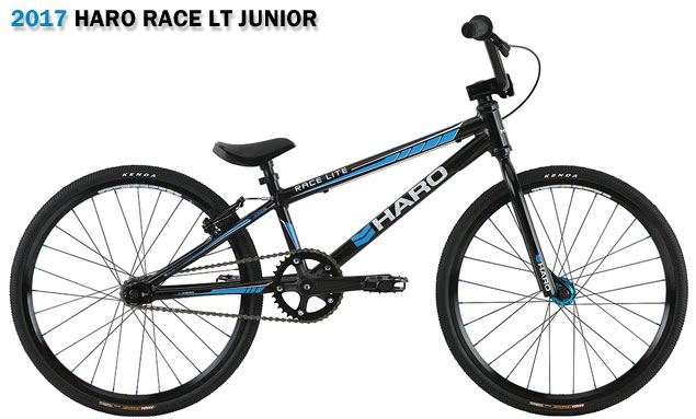 2017  HARO BMX 'RACE LT' JUNIOR