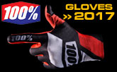 NEW 2017 100% GLOVES / HANDSCHUHE