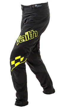 "2017 FAITH Race PANTS ""Yellow"""