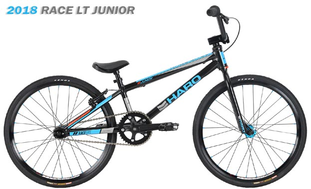 2018  HARO BMX 'RACE LT' JUNIOR
