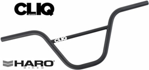 HARO 2012 CLIQ 'ADDICT BAR'  MATT BLACK