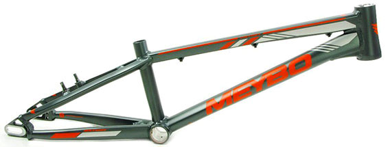 2019 MEYBO HOLESHOT Frame Matt Grey-Orange/Grey
